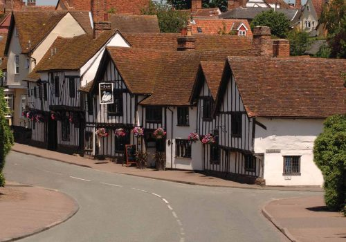Explore Lavenham, Suffolk