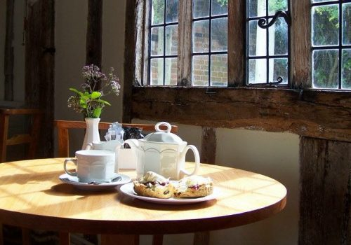 Cafe & Tearooms Love Lavenham, Suffolk