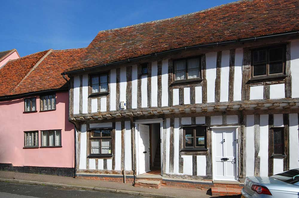 Penny Cottage, Lavenham, Suffolk